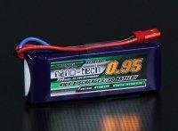 Akumulator LI-PO NANO-TECH 950mah 7,4V 2S 25~50C Lipo Pack