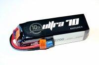 Akumulator Li-Po Dualsky 2700mAh ULTRA 70C/12C 22.2V Voltage Meter