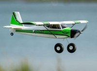 Micro Tundra Green ARF w/Flaps EPO 635mm
