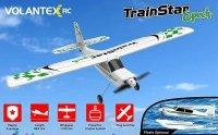 Samolot TrainStar Epoch Samolot 1,1m 747-6 V2 KIT