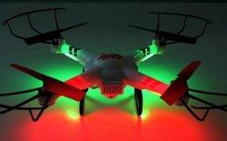Dron RC WLtoys V686J 2,4GHz Kamera HD Auto-powrót