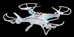 Quadcopter Intruder Ufo 2.4GHz
