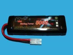 Rms - akumulator pakiet Ni-MH, 7,2V / 5000mAh