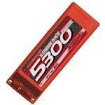 VTEC LiPo 2S1P 5300 Xtreme Race 40C - Hardcase
