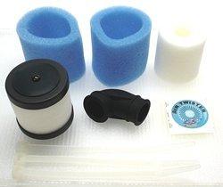 1/8 High Performance Air Filter - filtr powietrza z zapasowymi w