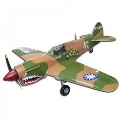 Curtiss P-40E Warhawk PNP - Samolot FlyFly Hobby
