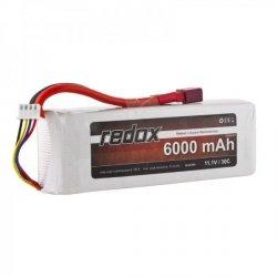 Redox 6000 mAh 11,1V 30C - Pakiet LiPo