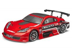 Maverick Strada Red TC 1/10 RTR Electric Touring Car