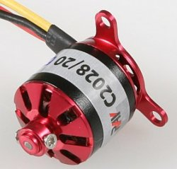 Silnik bezszczotkowy RAY C2028/20