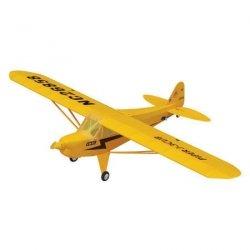 THE WORLD MODELS Piper J-3 Cub EP z silnikiem