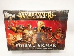 Zestaw - Storm of Sigmar (wersja angielska) - Warhammer Age of Sigmar