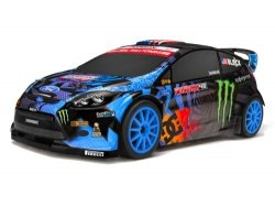 HPI RACING - MICRO RS4 - Ford Fiesta KEN BLOCK RTR 2,4 GHZ