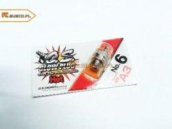 Świeca - O.S. No.6 - A3 (uniwersalna - gorąca)