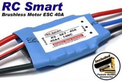 Regulator RC Smart Brushless 40A