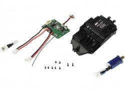 LOSB9593 Micro 2.4GHz Brushless Combo w/ Motor. 8750Kv