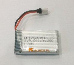 Akumulator li-po 3,7V 500mAh bateria Syma X5C X5SC X5SW SYX5C