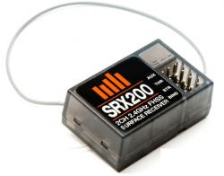 Spektrum odbiornik SRX200 FHSS 2,4 GHz 2CH
