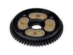 HD STEEL SPUR GEAR SET (57T)