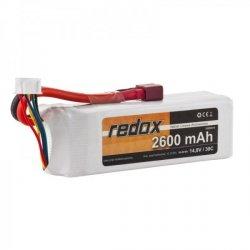 Redox 2600 mAh 14,8V 30C - pakiet LiPo