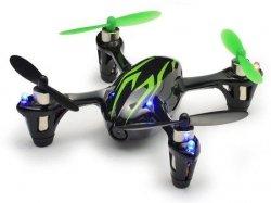 Dron Quadrocopter Hubsan X4 z kamerą HD 720p H107CHD