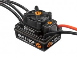 #120026 - FLUX EMH-80A BRUSHLESS WATERPROOF ESC