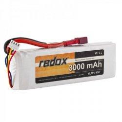Redox 3000 mAh 11,1V 50C