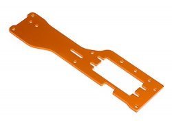 Upper Chassis 6061 trophy Series (Orange)