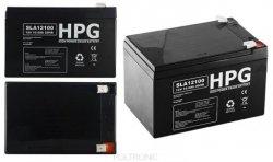 Bezobsługowy akumulator żelowy Pb 12V 10Ah
