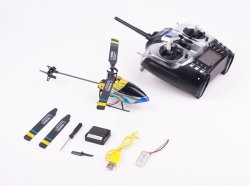 Helikopter SH 6050 2,4 GHZ 6CH 3D