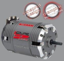 Silnik bezszczotkowy NOSRAM PURE 2 Evolution BL Modified - 4.5t