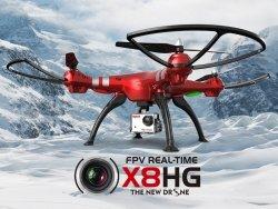 Dron RC Syma X8HG 2,4GHz Kamera 5MP