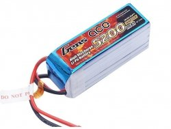5200mAh 11.1V 10C Gens Ace