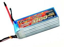 3700mAh 22.2V 60C Gens Ace