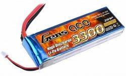 3300mAh 7.4V 25C Gens Ace