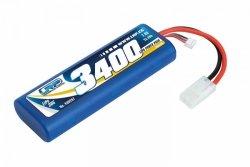 3400mAh 7.4V 30C 2S1P LRP Stickpack Hardcase