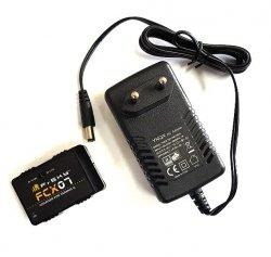 Ładowarka FCX07 LiPo/NiMH do aparatury Taranis Q X7