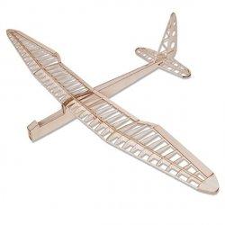 Samolot Sunbird Glider Balsa Kit (rozpiętość 1600mm) + Motor + ESC + 4x Serwo