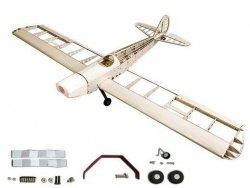 Samolot Space Walker Balsa PNP (1230mm) + Motor + ESC + 4 x Serwo
