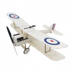 Samolot RAF S.E.5A Balsa KIT (378mm) + Motor + ESC + 2x Serwo