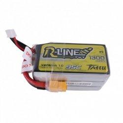 1300mAh 22.2V 95C TATTU R-Line Gens Ace