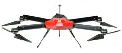 Rama quadcopter Tarot KIT TL750S1 750mm