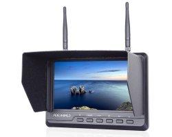 Monitor FPV FPV720 (7, 600p, 5.8GHz, 32CH, 2200mA)