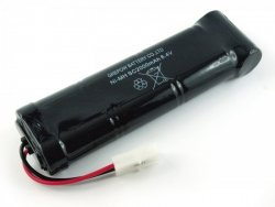 2000mAh 8.4V NiMH Tamiya do Hobby Engine