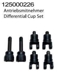 Differential Cup Set