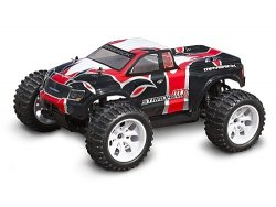Monster Truck Painted Body Red (Strada EVO MT) 1:10