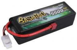 Akumulator LiPo Gens Ace Bashing 5500mAh 11,1V 50C Hard Case