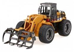 H-Toys Chwytacz/transporter drewna/kłód 1:18 6CH 2.4GHz RTR