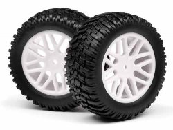 Wheel and Tyre Set (2Pcs)SC KOŁA DO MAVERICK STRADA SC