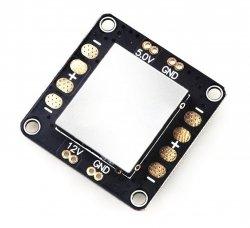 Płytka zasilająca ESC HUB + 2xBEC 12V i 5V z ekranem - do CC3D, NAZE32 itp