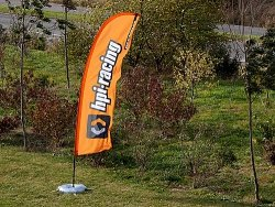 HPI OUTDOOR SAIL FLAG